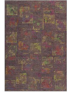 Tapis ATELIER 4477 Multicolore BLÉ - par Arte Espina