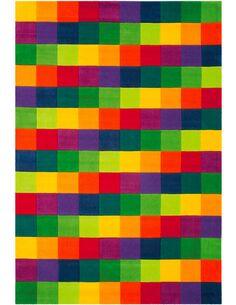 Tapis tissé JOY 4081 Multicolore - par Arte Espina