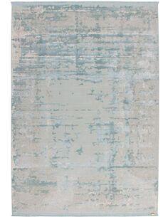Tapis tissé QUEEN 100 HELLBLAU - par Arte Espina