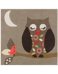 Tapis tissé JOY 4190 Multicolore OWL - par Arte Espina