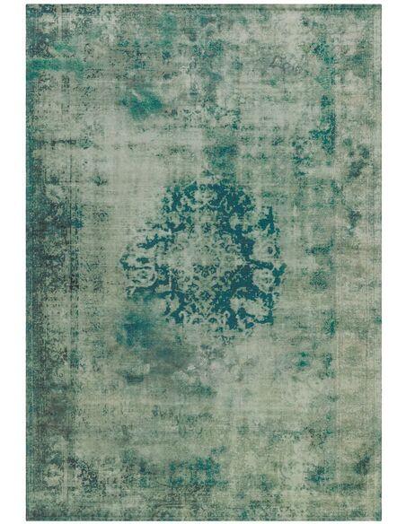 Tapis noué à la main VINTAGE 8403 GRÜN - par Arte Espina