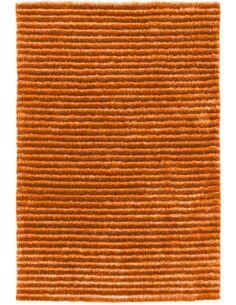 Tapis noué à la main FELICIA 200 Orange - par Arte Espina