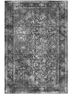 Tapis tissé VINTAGE 8404 GRAU - par Arte Espina
