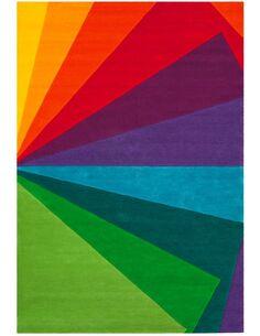Tapis tissé JOY 4080 Multicolore - par Arte Espina