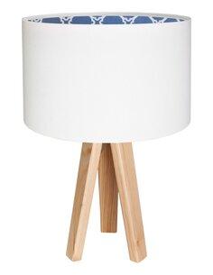 Lampe De Chevet MODERN Pvc Brillant avec Intérieur Décoratif - par BPS Koncept