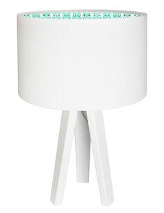 Lampe De Chevet KIDS Pvc Brillant avec Intérieur Décoratif - par BPS Koncept