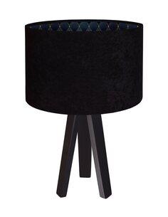 Lampe De Chevet Glamour Pvc Brillant Avec Intérieur Décoratif Lampes de chevet BPS Koncept