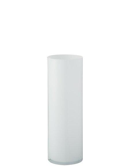 Vase rond verre BAFFLE CREEK - par J-Line