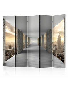 Paravent 5 volets Skyward Corridor II  Paravents 5 volets Artgeist