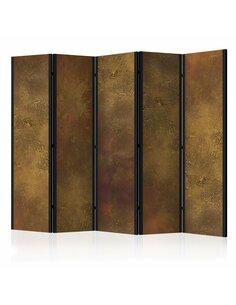 Paravent 5 volets GOLDEN TEMPTATION II - par Artgeist