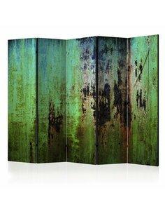 Paravent 5 volets Emerald Mystery II  Paravents 5 volets Artgeist