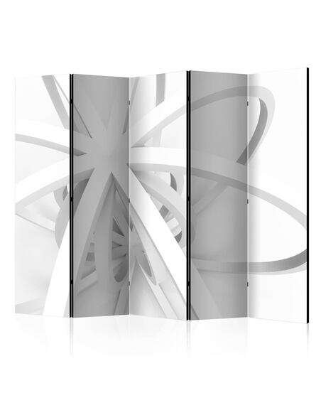 Paravent 5 volets OPENWORK FORM II - par Artgeist