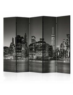 Paravent 5 volets NEW YORK NIGHTS II - par Artgeist