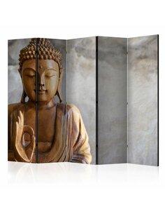 Paravent 5 volets BUDDHA II - par Artgeist