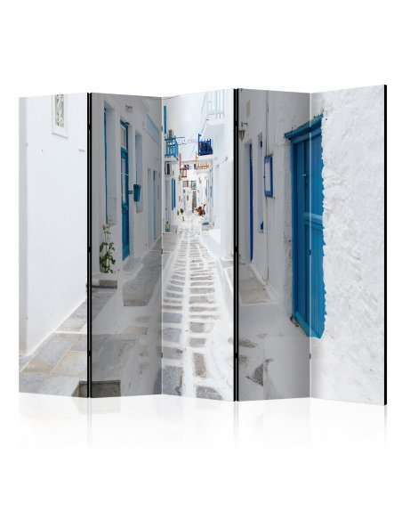 Paravent 5 volets GREEK DREAM ISLAND II - par Artgeist
