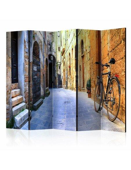 Paravent 5 volets ITALY HOLIDAYS II - par Artgeist