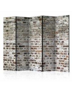 Paravent 5 volets OLD WALLS II - par Artgeist