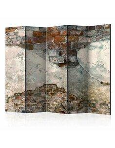 Paravent 5 volets TENDER WALLS II - par Artgeist