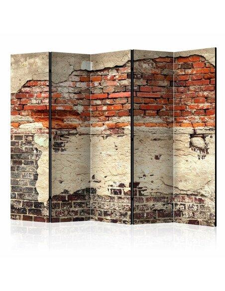 Paravent 5 volets CITY HISTORY II - par Artgeist