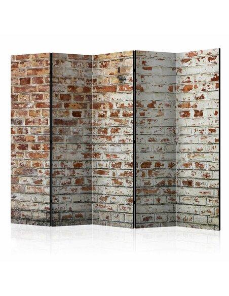 Paravent 5 volets WALLS OF MEMORY II - par Artgeist
