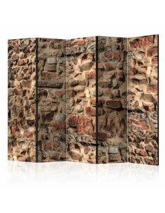 Paravent 5 volets ANCIENT WALL II - par Artgeist