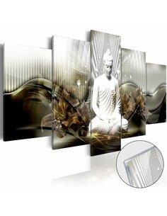 Tableau sur verre acrylique OBSERVATION OF THE SOUL [GLASS] - par Artgeist