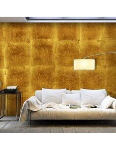Papier peint grand format GOLDEN CAGE - par Artgeist
