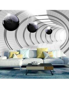 Papier peint grand format FUTURISTIC TUNNEL II - par Artgeist