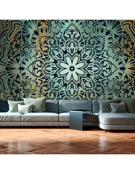 Papier peint grand format THE FLOWERS OF CALM II - par Artgeist
