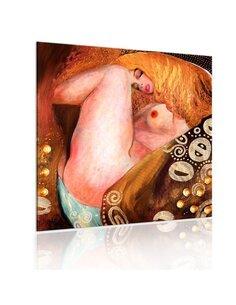 Tableau BELLE FEMME BLONDE - par Artgeist
