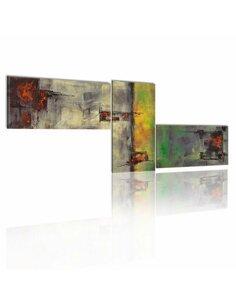 Tableau Abstraction ensoleillée  Abstractions Artgeist