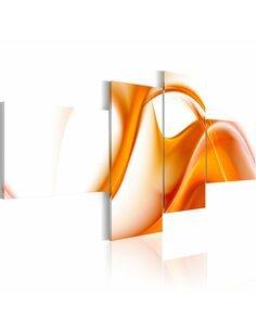 Tableau - 4 tableaux - Vague de carmel - par Artgeist