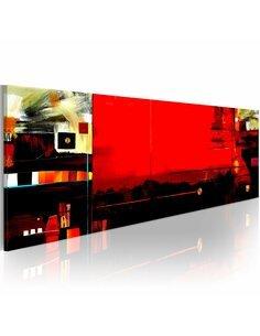 Tableau Panoramique - Cinétique - par Artgeist