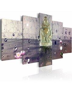 Tableau - 5 tableaux - philosophie zen - par Artgeist
