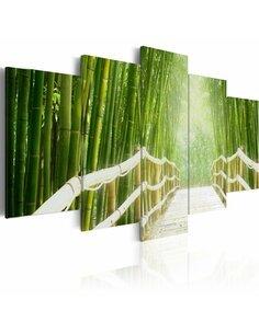 Tableau - 5 tableaux - Magical land - par Artgeist