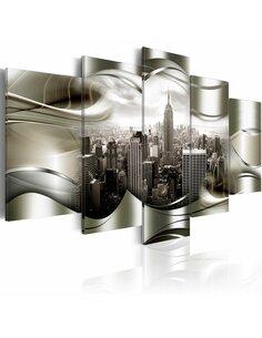 Tableau HAZEL NEW YORK - par Artgeist