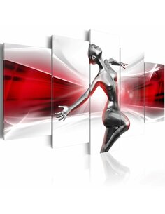 Tableau DANCE OF FEMININITY - par Artgeist