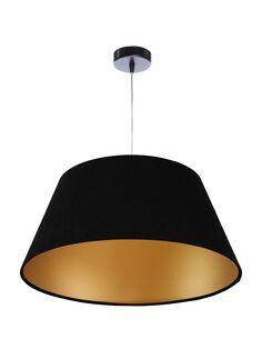 Suspension Noir intérieur Or BIG BELL - par BPS Koncept