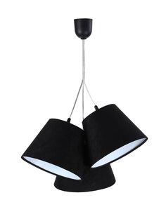 Suspension CENNIK Noir intérieur Blanc - par BPS Koncept