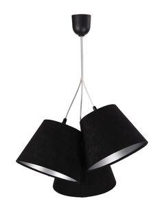 Suspension CENNIK Noir intérieur Argent - par BPS Koncept