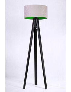 Lampadaire KAMELIA green Gris - par BPS Koncept