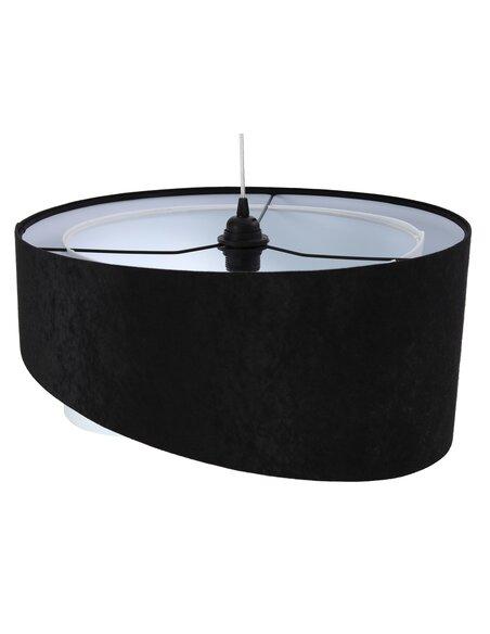 Suspension ASYMETRIC Noir et Blanc - par BPS Koncept