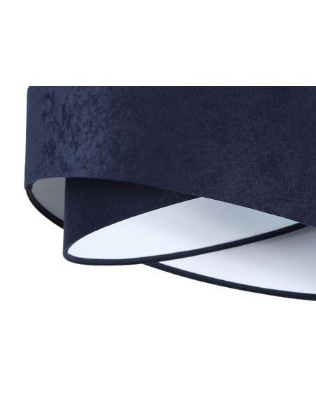 Suspension ASYMETRIC Bleu et Blanc - par BPS Koncept
