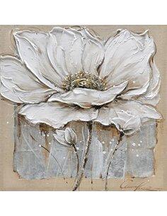 Tableau peint huile BLOOM II  - par Arte Espina