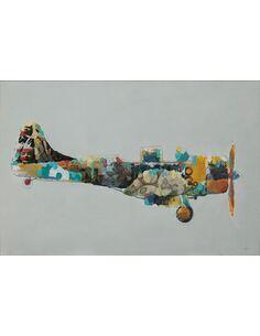 Tableau peint huile IMAGE - par Arte Espina