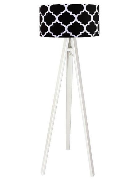 Lampadaire Noir et Blanc collection CLASSIC - par BPS Koncept