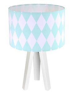Lampe de chevet Bleu et Blanc Collection Classic Lampes de chevet BPS Koncept