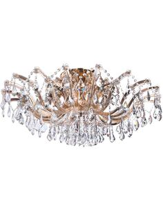 Plafonnier ALTHEN-DES-PALUDS collection Crystal - par Chiaro