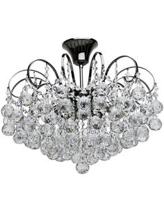 Plafonnier ALUZE collection Crystal - par MW-LIGHT