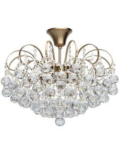 Plafonnier ALVIMARE collection Crystal - par MW-LIGHT